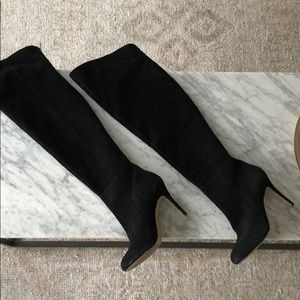 Dolce Vita suede over the knee boot size 8